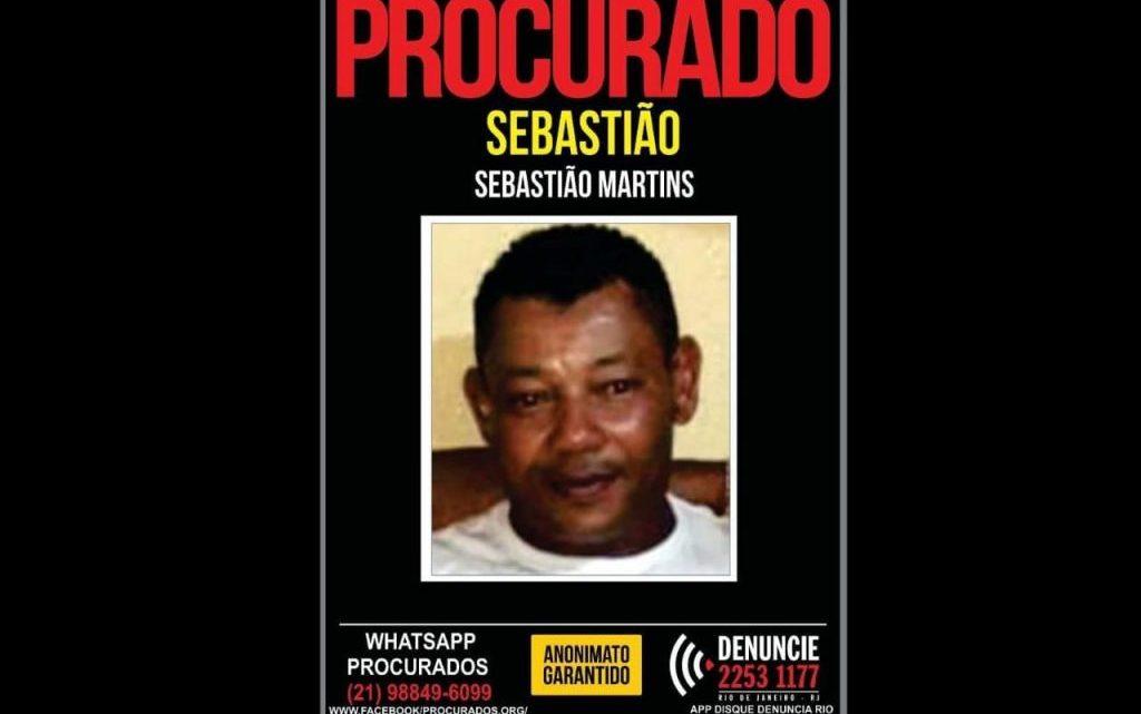 Disque-Denúncia divulga cartaz do suspeito de matar filho de ex-prefeito de Maricá-RJ