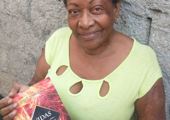 Vidas em Chamas': vítima de tragédia do Gran Circus, em Niterói, vira escritora