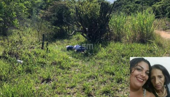 Corpos encontrados na restinga de Maricá são de mãe e filha