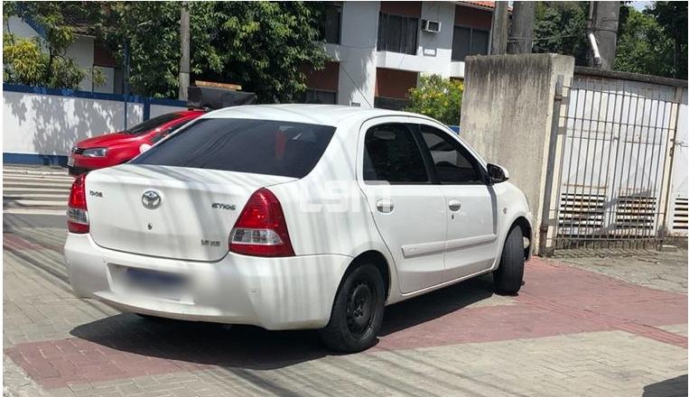 Acusado de praticar assalto em São Gonçalo são pego em Maricá-RJ