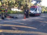 Acidente de moto deixar um pessoa morto em Maricá-RJ