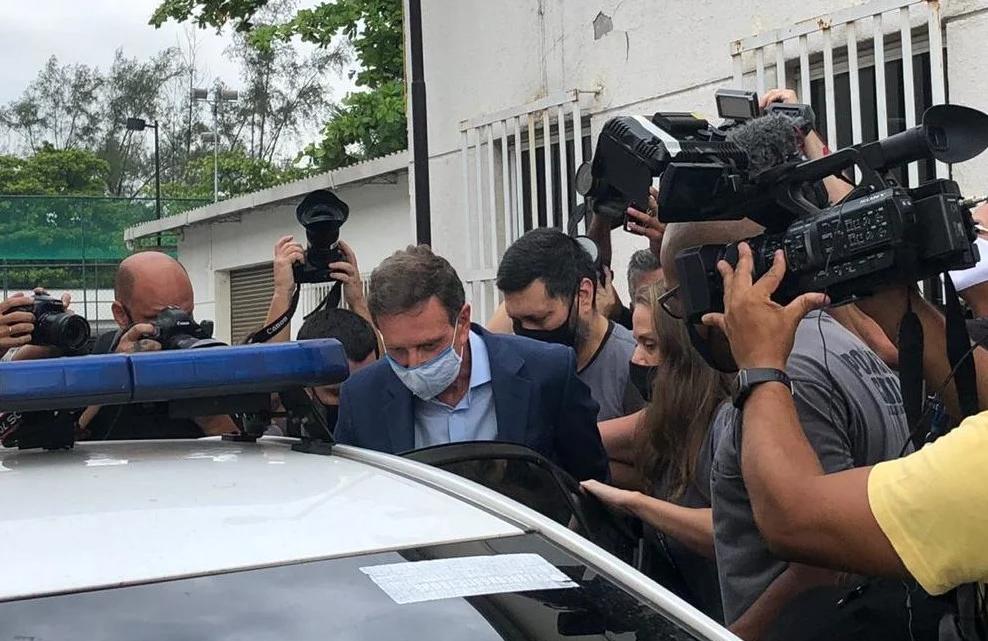 Marcelo Crivella pode deixar presídio a qualquer momento