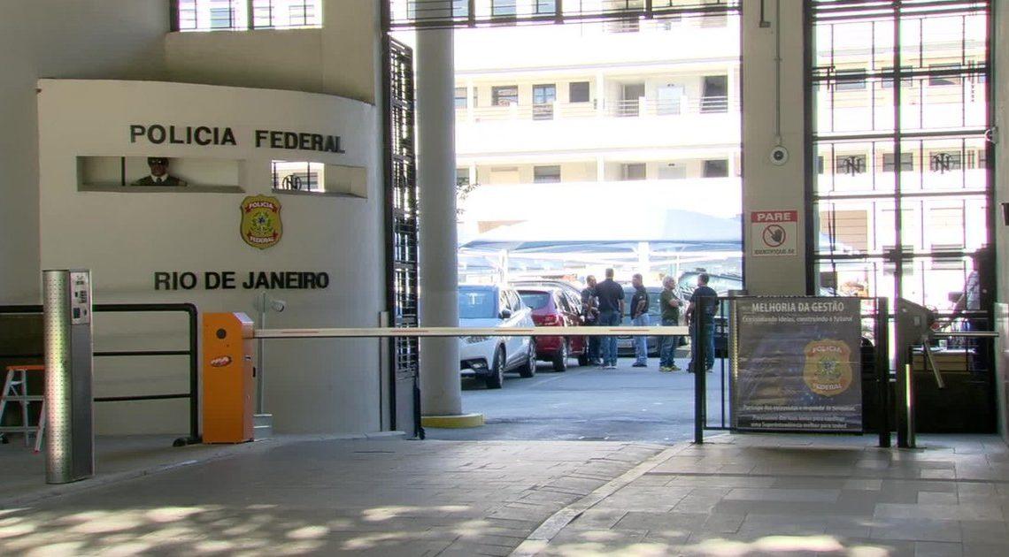 Falso policial federal é preso  na zona sul do RIO