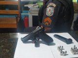 Motorista é preso em flagrante na RJ-115, em Saquarema-RJ