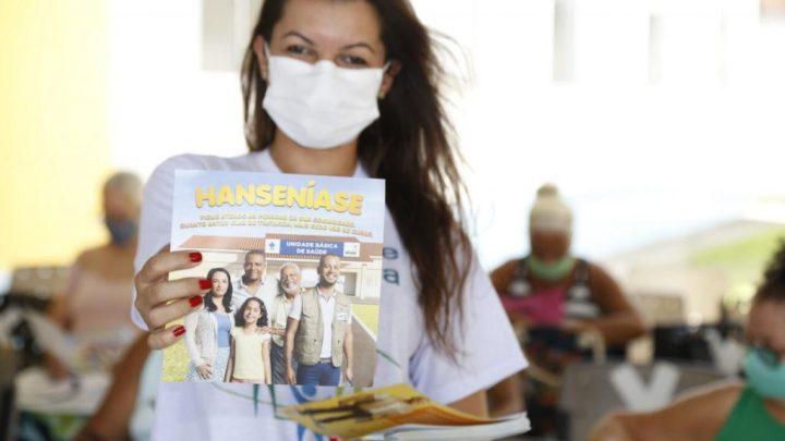 Janeiro Roxo: conscientização e prevenção contra Hanseníase em Itaboraí-RJ