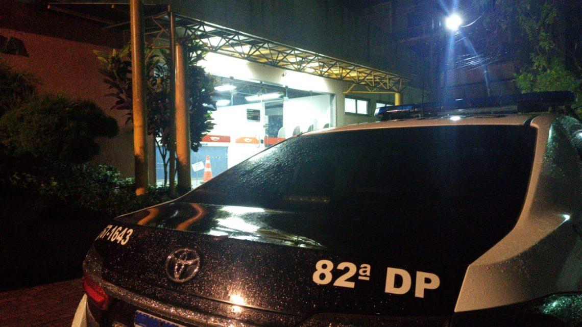 Motorista de aplicativo é deixado nu durante assalto em Maricá-RJ