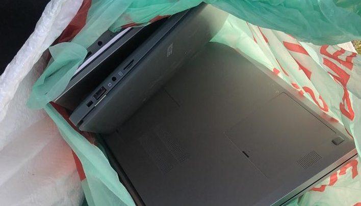 Bandidos invadiram e roubaram uma das filiais das Lojas Americanas em Nitroí-RJ