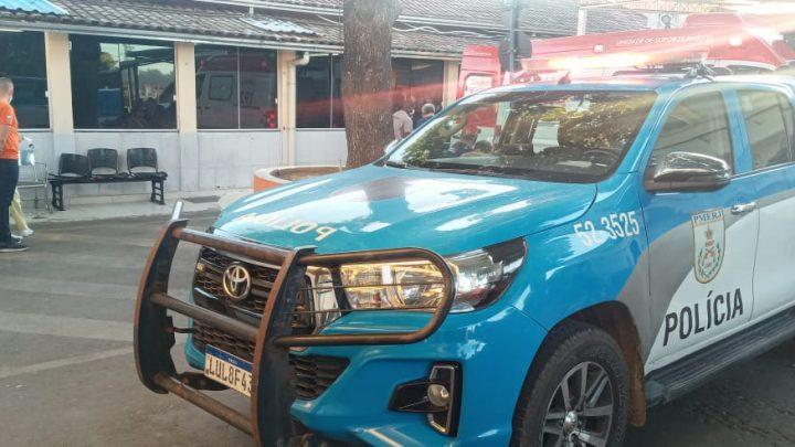 Morador é baleado durante ataque criminoso em Maricá-RJ