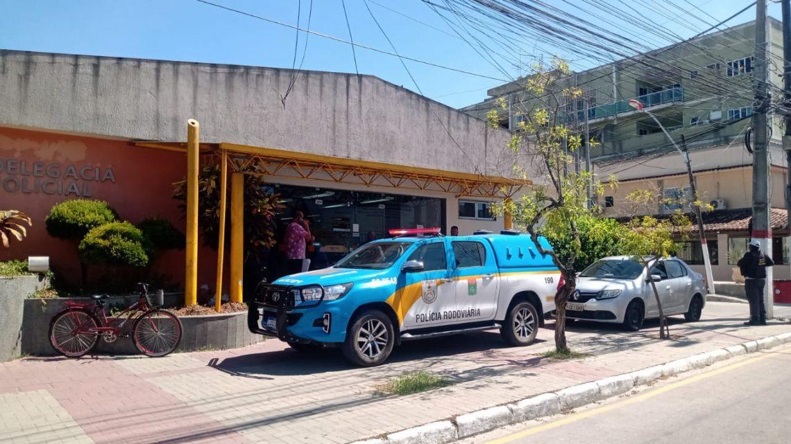 Foragido da justiça é preso na RJ-106- em Maricá-RJ