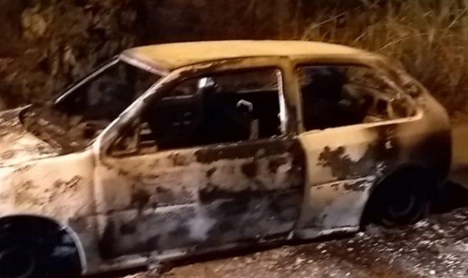 Corpo é encontrado dentro de carro em Niterói-RJ