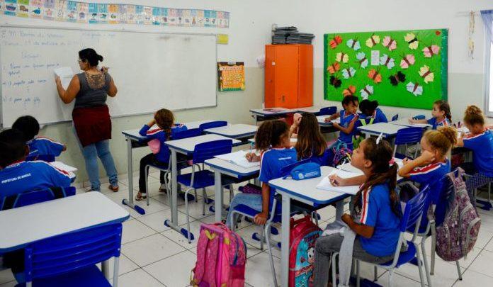 Volta às aulas presenciais só com vacina em Maricá-RJ