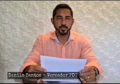 Vereador Danilo Santos convida a todos para um debate sobre segurança pública em Maricá-RJ