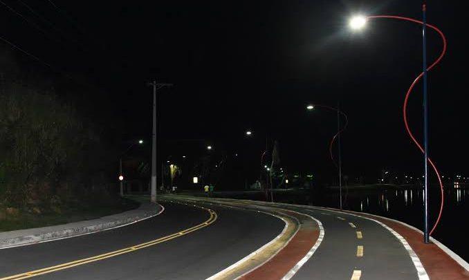 Moradores passam o réveillon nas escuras em Maricá-RJ