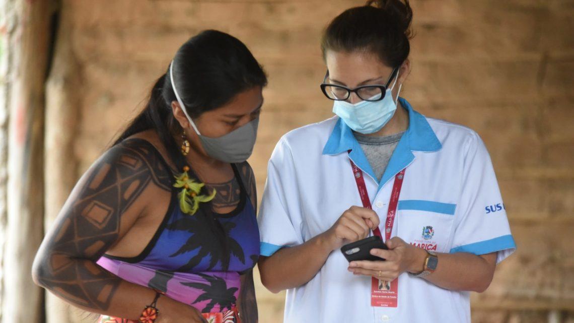 Saúde avança na imunização de indígenas em Maricá
