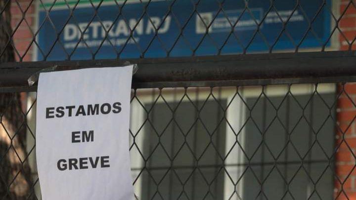 Justiça determina fim da greve de servidores do Detran