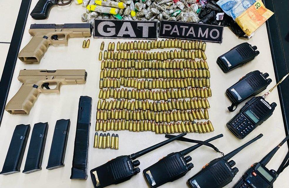 Polícia prende homem apontado como chefe do tráfico de drogas em Arraial do Cabo, no RJ