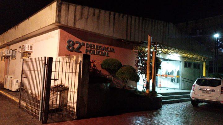 Caixa eletrônico é arrombado dentro de shopping em Maricá