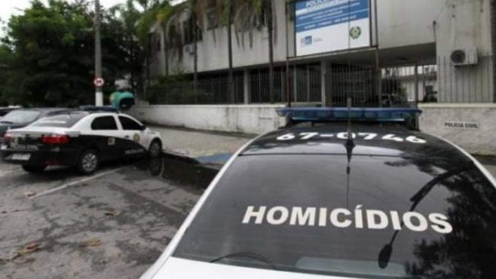 Dh prende Ex-PM por homicídio em Maricá – RJ