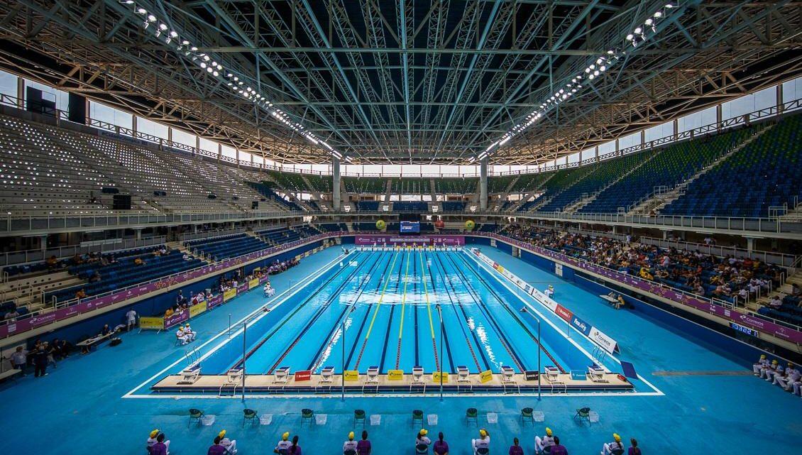 Piscina utilizada na olimpíada Rio 2016 é oferecida a Maricá