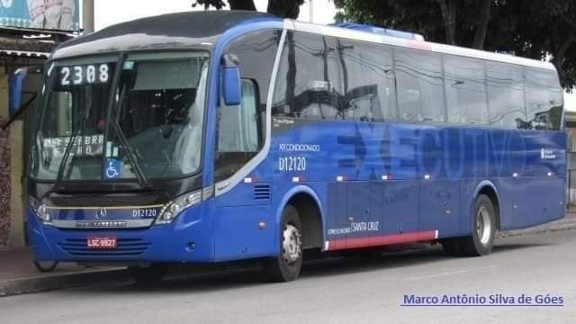 RJ: 3 ônibus assaltados na Av. Brasil na manhã de hoje (15)