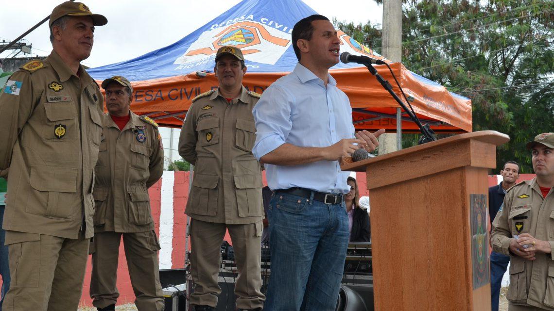 ALERJ: Felipe Peixoto propõe ampliação dos destacamentos dos Bombeiros de São Gonçalo e Maricá