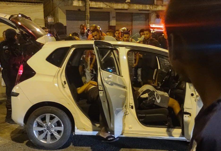 Troca de tiros termina com três mortos em São Gonçalo
