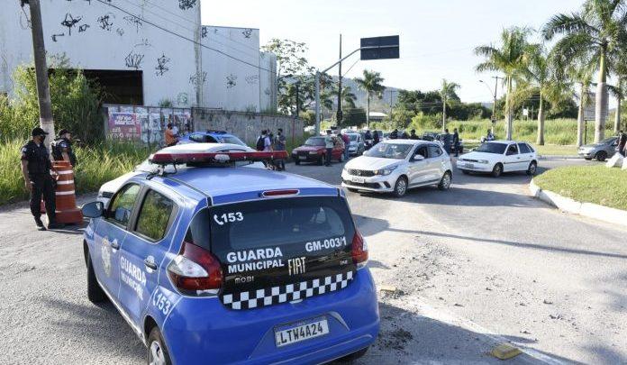 Fiscalização de barreiras e praias terá 190 agentes nas ruas