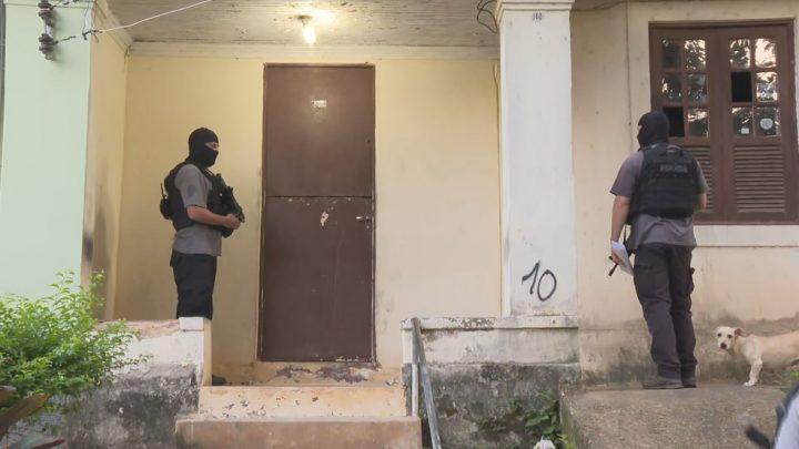 Operação mira milícia que explora região do Hospital Curupaiti, na Zona Oeste do Rio