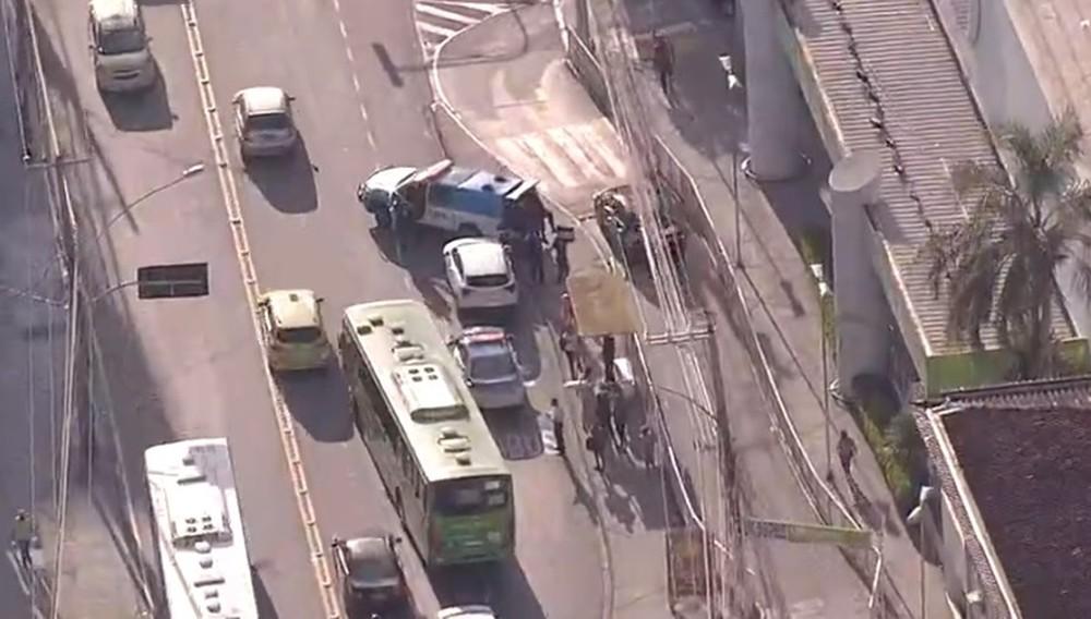 RJ: Policial Militar é baleado em tentativa de assalto na Zona Norte do Rio