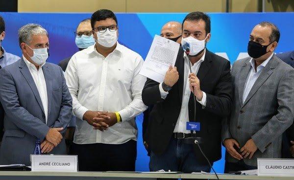 RJ: Governador em exercício Cláudio Castro sanciona programa de auxílio emergencial.