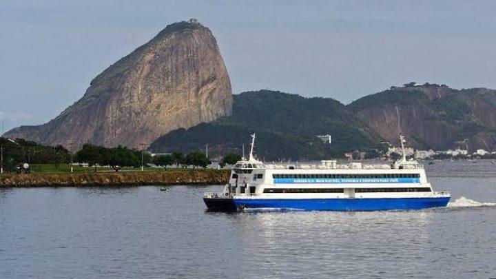 Felipe Peixoto luta pela volta do catamarã de Charitas em Niterói