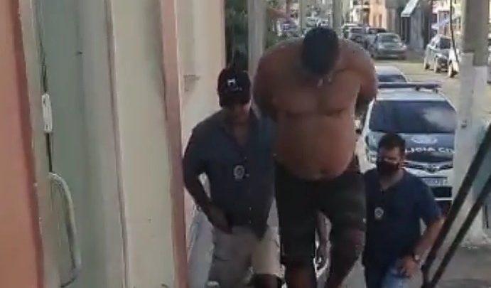 Chefão do tráfico em Niterói é preso em Saquarema