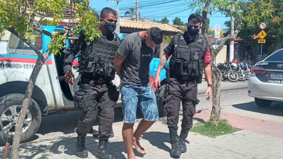 Foragido da Justiça é preso em Maricá-RJ