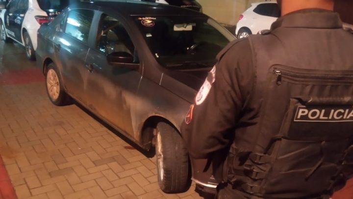 Motorista de aplicativo é vítima de criminosos em Maricá