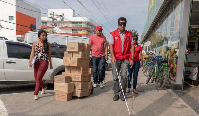 Prefeitura lança o programa Calçadas Acessíveis