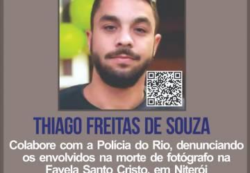 Portal dos Procurados busca informações sobre os envolvidos na morte de fotógrafo em Niterói
