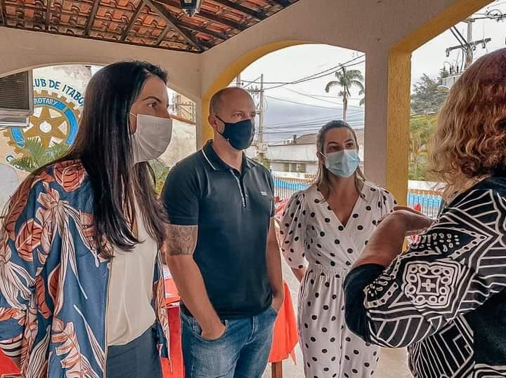 Itaboraí: Recepcionistas da rede municipal de Saúde recebem curso de capacitação.