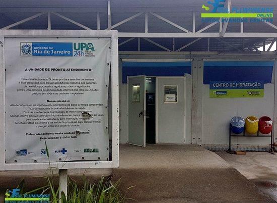 Médico é encontrado morto dentro de UPA em Volta Redonda