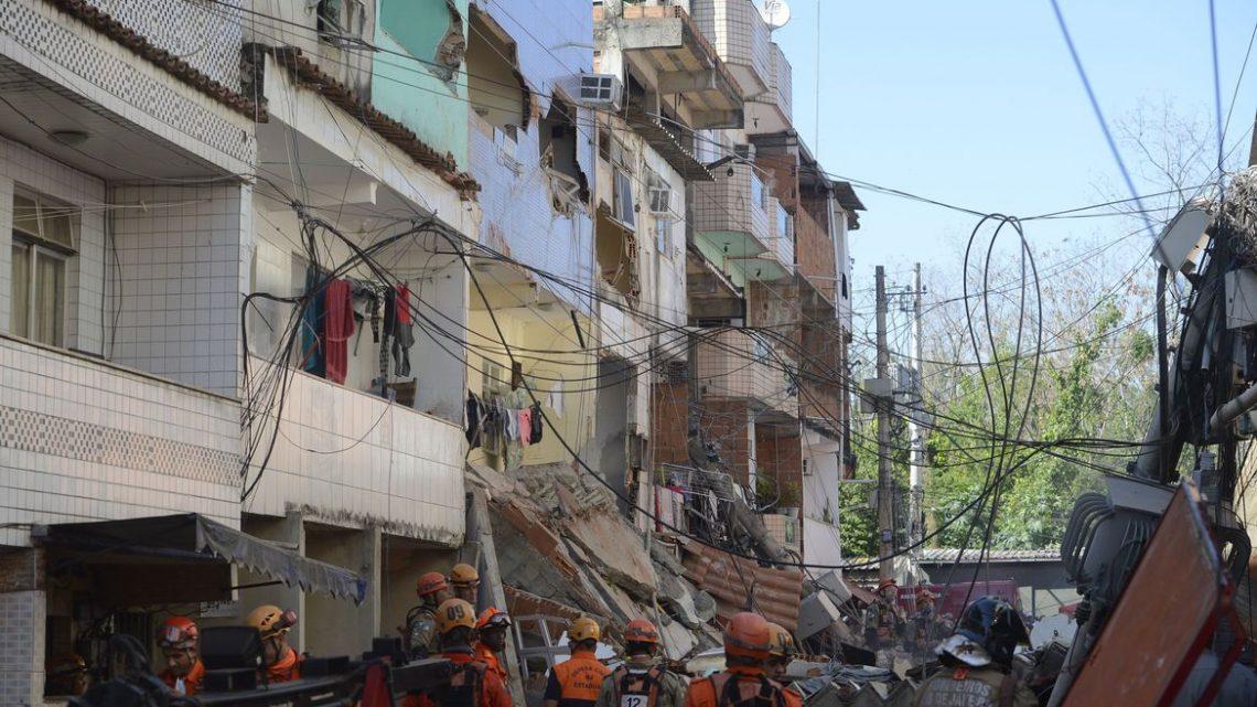 Secretaria vai demolir terraço de prédio interditado em Rio das Pedras