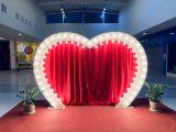 Show e ambiente romântico para o Dia dos Namorados no Itaboraí