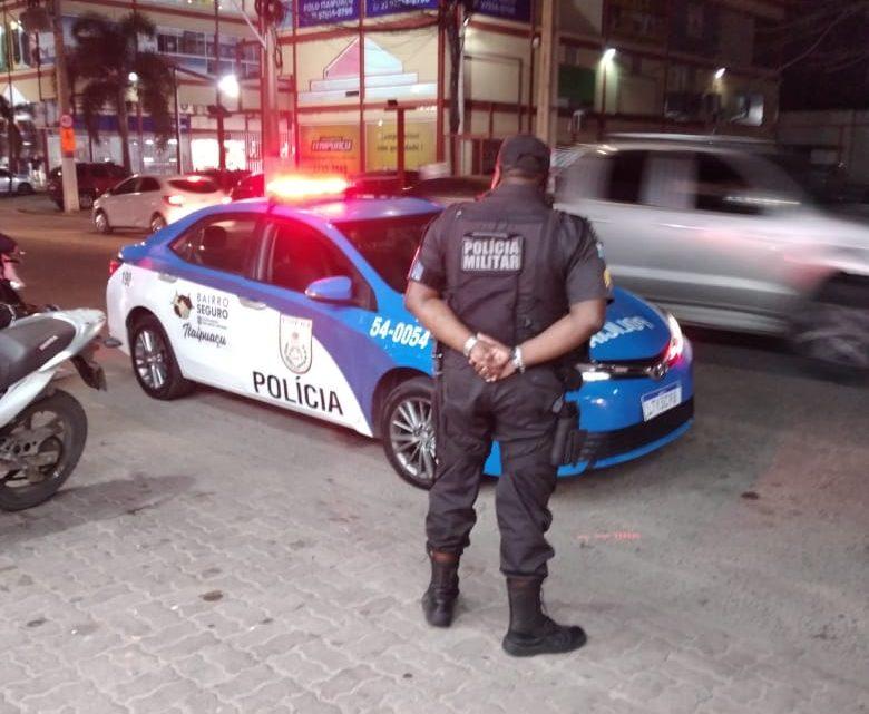 """Programa """"Bairro Seguro"""" tem se destacado em Itaipuaçu"""