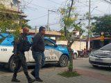 Inoã: Criminoso é preso na Altura da Comunidade do Risca Faca