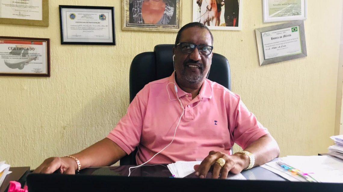Maricá: Vereador Aldair de Linda pede prioridade na vacinação de funcionários da limpeza urbana