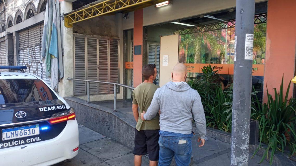 Preso por porte ilegal de arma de fogo em Maricá