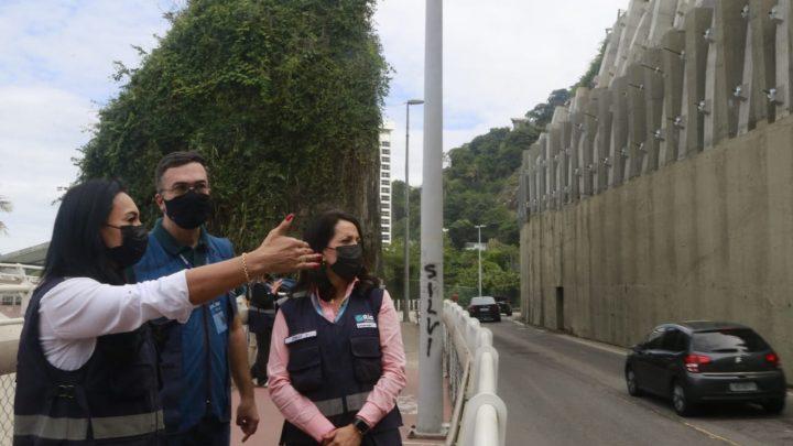 Geo-Rio entrega obra da Avenida Niemeyer antes do prazo previsto