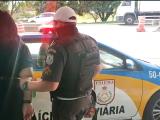 Pela a segunda vez mulher é presa transportando drogas para a Região dos Lagos