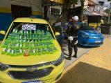 Homem é preso transportando drogas para  Região dos Lagos