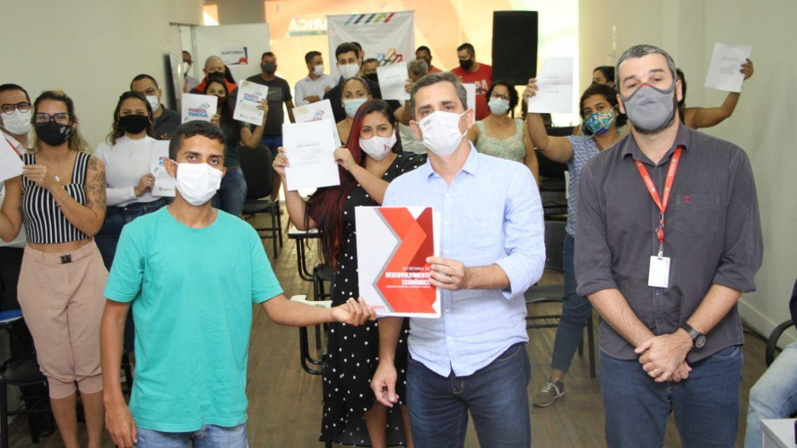 Iniciativa Fomenta Maricá tem o contrato de número 1.000 assinado nesta terça-feira (27)