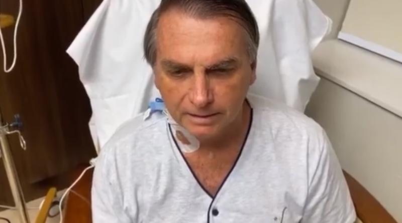 Bolsonaro afirma estar 'progredindo'