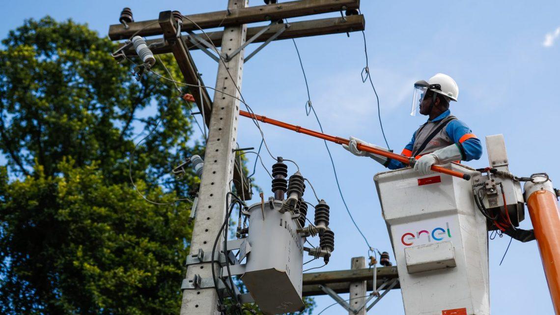 ENEL realiza operação 'ENERGIA LEGAL' em Casimiro de Abreu